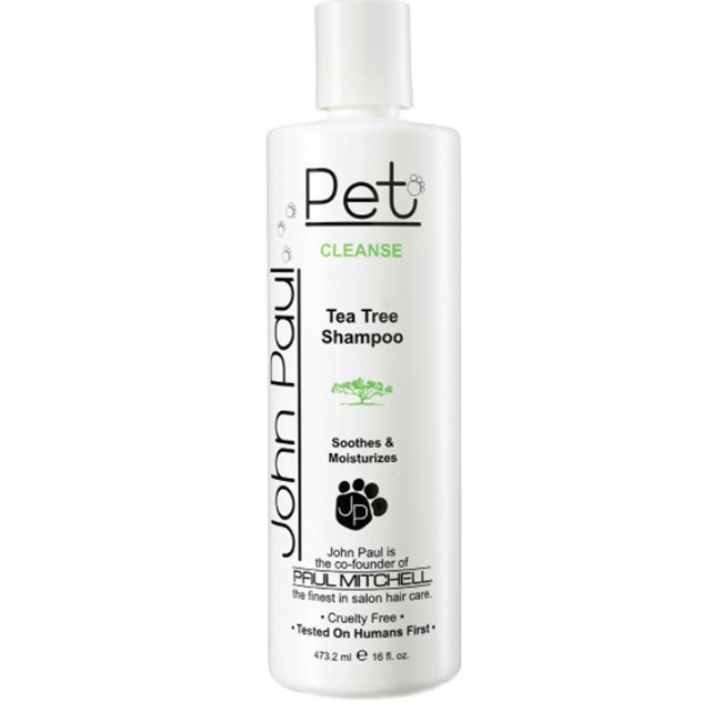 John Paul Tea Tree Pet Grooming Shampoo (Tea Tree Pet Sha...