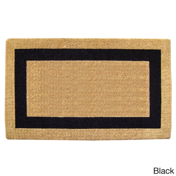 Heavy Duty Coir Single PIcture Frame Doormat