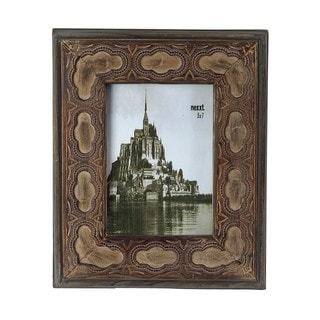 Privilege 5x7-inch Vintage Wood Photo Frame