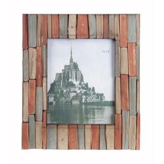 Privilege 8x10-inch Multicolor Wood Photo Frame