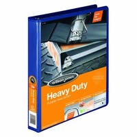 Wilson Jones Heavy Duty D-ring View Binder
