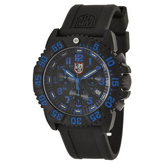 Luminox Men's 'Navy Seal Colormark' Polycarbonate Carbon Chronograph Watch|https://ak1.ostkcdn.com/images/products/8643227/P15905304.jpg?impolicy=medium
