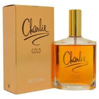Revlon Charlie Gold Women's 3.4-ounce Eau de Toilette Spray