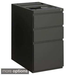 Mayline CSII Box/Box/File Pedestal