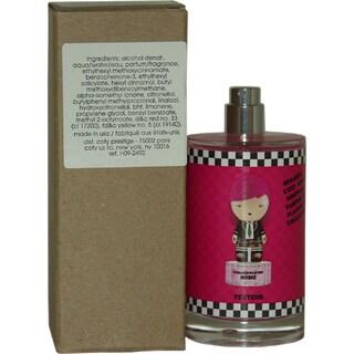 Gwen Stefani Harajuku Lovers Wicked Style Music Women's 3.4-ounce Eau de Toilette Spray (Tester)