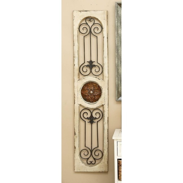 wood metal wall panel wall decor free shipping today