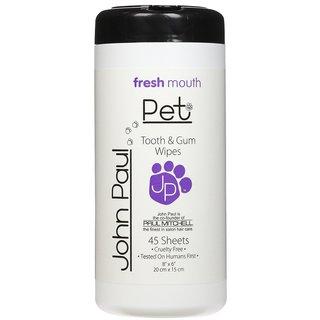 John Paul Pet Fresh Mouth Tooth/ Gum Wipes
