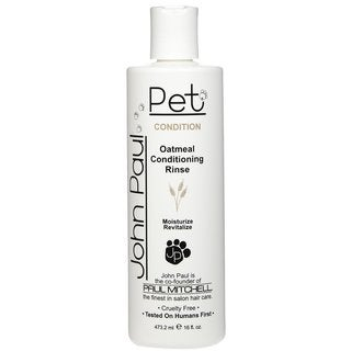 John Paul Pet Oatmeal Conditioning Rinse for Pet Grooming
