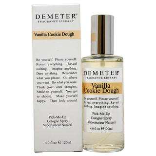 Demeter Vanilla Cookie Dough 4-ounce Cologne Spray