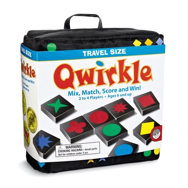 Travel Qwirkle Game