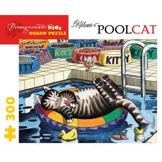 Pool Cat 300-piece Puzzle