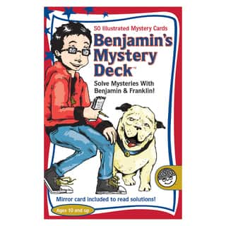 Benjamin's Mystery Deck|https://ak1.ostkcdn.com/images/products/8645818/Benjamins-Mystery-Deck-P15907202.jpg?impolicy=medium