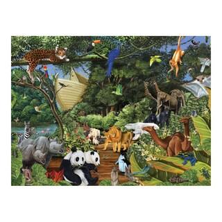 Noah's Gathering 400-piece Puzzle