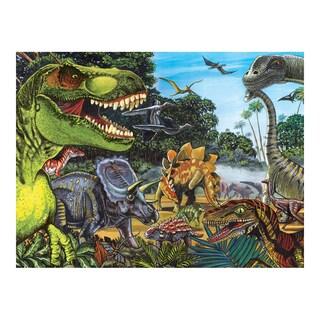 Dinosaur Land 400-piece Puzzle