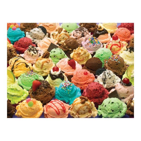 More Ice Cream 400-piece Puzzle