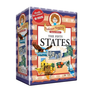 Professor Noggin's Special Edition: The Fifty States Trivia Game
