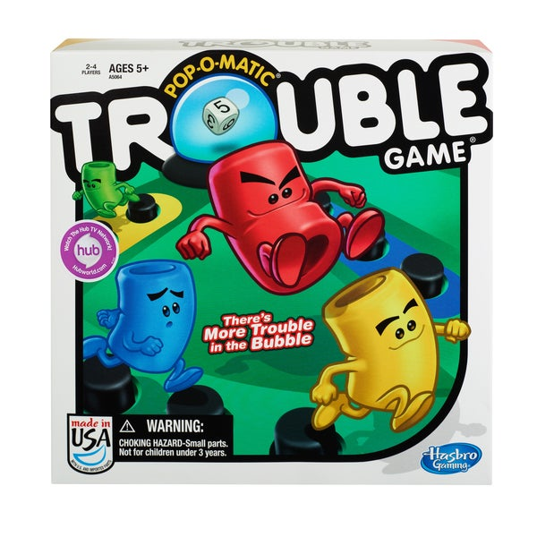 Trouble Game 12209264