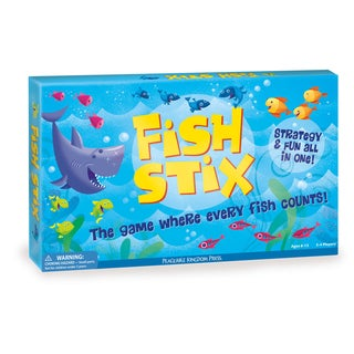 Fish Stix Visual Strategy Game