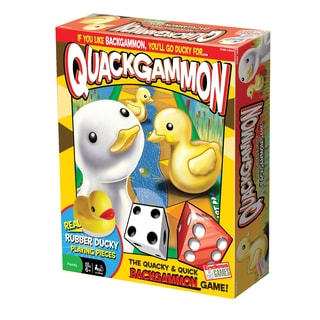 Quackgammon Family Game