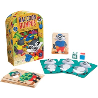 Raccoon Rumpus Educational Game