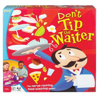 Don't Tip the Waiter Board Game