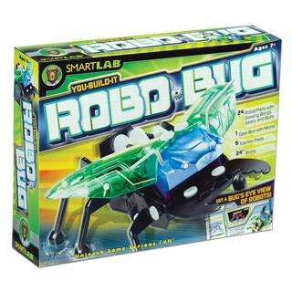 Smart Lab You-Build-It Robo Bug