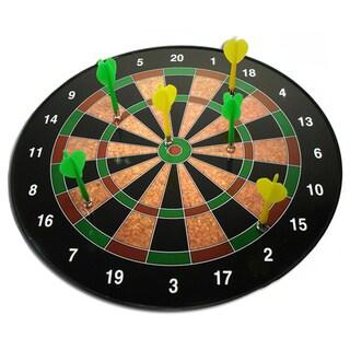 Magnetic 16-inch Dartboard