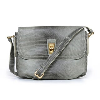 Marc by Marc Jacobs Moss Grey Crossbody Bag