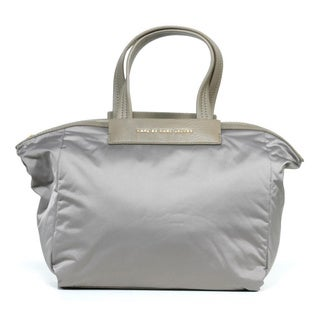 Marc by Marc Jacobs Silver Fox Big Zip Tote