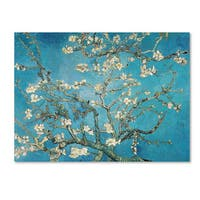 The Curated Nomad Vincent van Gogh 'Almond Branches In Bloom' Canvas Art