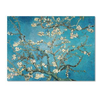 Clay Alder Home Vincent van Gogh 'Almond Branches In Bloom' Canvas Art