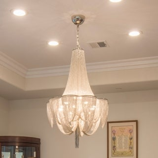 Maxim Chantilly 12-light Single-tier Chandelier