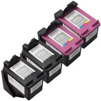 Sophia Global Remanufactured Ink Cartridge Replacements for HP 61XL (Pack of 4)