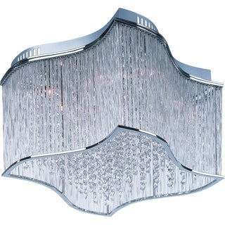 Maxim Swizzle Flush Mount Light Pendant