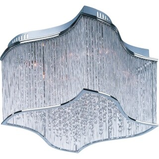 Maxim Swizzle Flush Mount Light Pendant