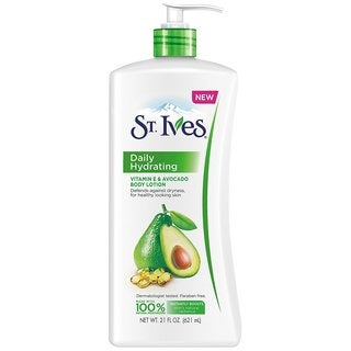St. Ives Daily Hydrating Vitamin E 21-ounce Body Lotion