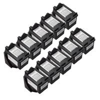 Sophia Global Remanufactured Black Ink Cartridge Replacements for HP 61XL (Pack of 10)