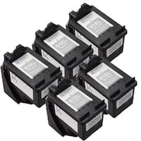 Sophia Global Remanufactured Black Ink Cartridge Replacement for HP 61XL (Pack of 5)