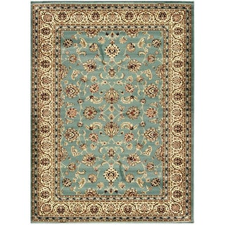 Ariana Palace Light Blue Area Rug (6'7 x 9'6)