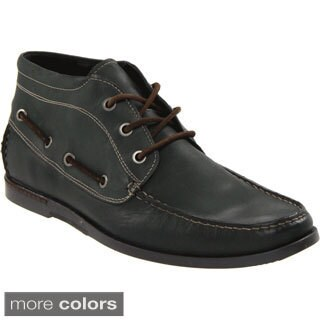 Kenneth Cole New York Men's 'Go Car-T' Leather Boat Shoes