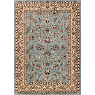 Ariana Palace Light Blue Area Rug (7'10 x 9'10)