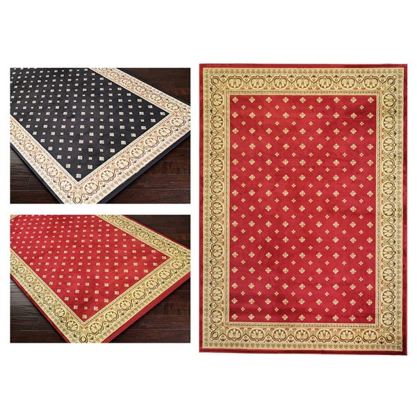 Well Woven Dallas Transitional Border Area Rug