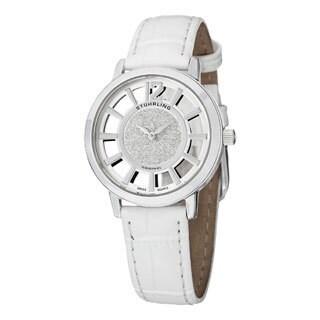 Stuhrling Original Women's Edinburgh Swiss Quartz Strap Watch