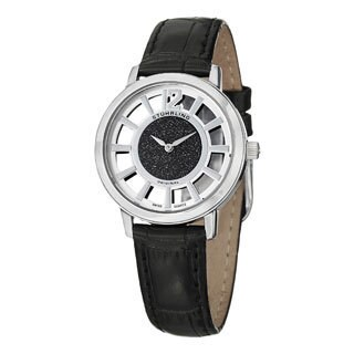 Stuhrling Original Women's Edinburgh Swiss Quartz Strap Watch
