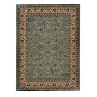 "Well Woven Ariana Palace Light Blue Area Rug - 3'11"" x 5'3"""