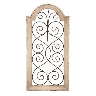 Metal Wood Wall Panel