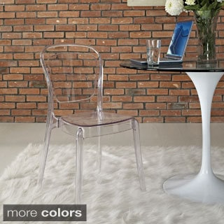 Clear Dining Room Chairs - Shop The Best Brands Today - Overstock.com
