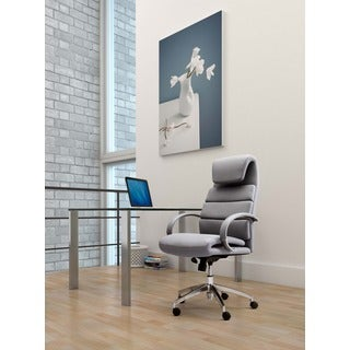 Lider Comfort Grey Office Chair
