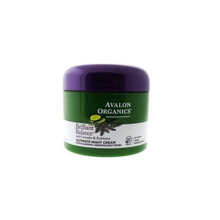 Avalon Organics Lavender 2-ounce Ultimate Night Cream