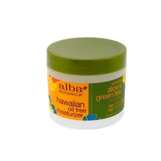Alba Botanica Hawaiian Green Tea Oil Free 3-ounce Moisturizer|https://ak1.ostkcdn.com/images/products/8647154/P15908342.jpg?impolicy=medium